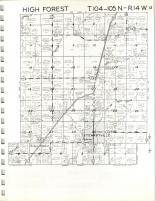 Map Image 002, Olmsted County 1965